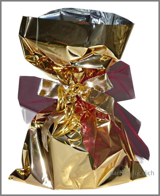 Hier sollten Sie  normalerweise die  Geschenkverpackung sehen..