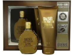 Diesel Fuel for Life Homme EdT 50ml + Shower Gel 200ml