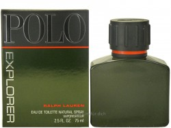 Ralph Lauren Polo Explorer EdT 75ml