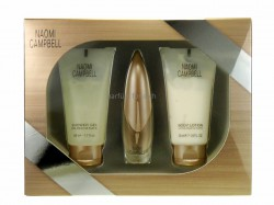 Naomi Campbell EdT 15ml + 50ml BL + 50ml SG