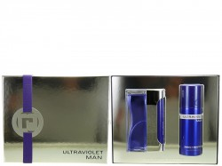 Paco Rabanne Ultraviolet EdT 100ml + Deo Spray 150ml
