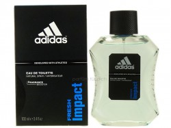 Adidas Fresh Impact EdT 100ml