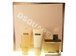 Dsquared² She Wood EdP 100ml + BL 100ml + SG 100ml