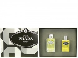 Prada Infusion de Vetiver EdT 100ml + Shower Gel 100ml