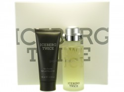 Iceberg Twice for Man EdT 125ml + Shower Gel 100ml