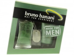 Bruno Banani Made for Men EdT 30ml + Shower Gel 50ml