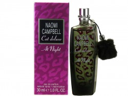 Naomi Campbell Cat Deluxe at Night EdP 30ml