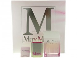 Max Mara Silk Touch EdT 90ml + Mini EdT 5ml + Duftkerze