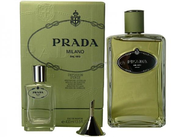 prada infusion d 39 iris eau de parfum 400ml damenparf m. Black Bedroom Furniture Sets. Home Design Ideas