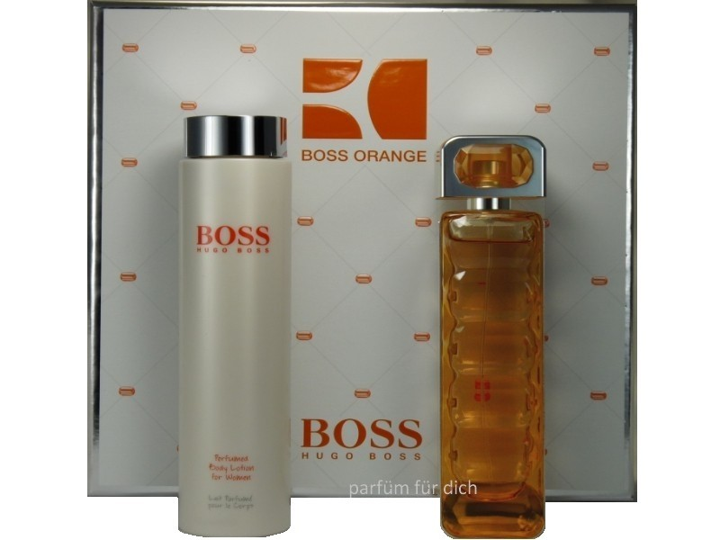 Hugo-Boss-Orange-Geschenkset-EdT-75-ml-200-ml-Body-Lotion