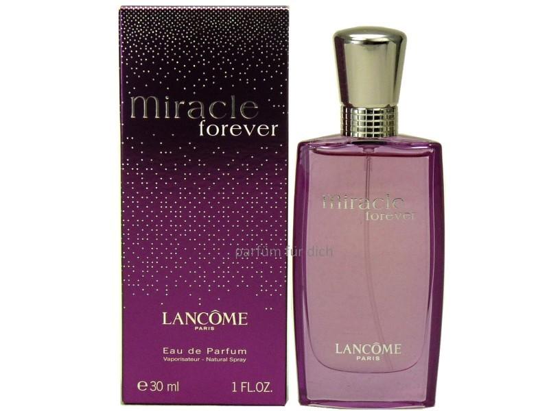 Lancôme Miracle Forever Eau de Parfum 30ml Damenparfüm