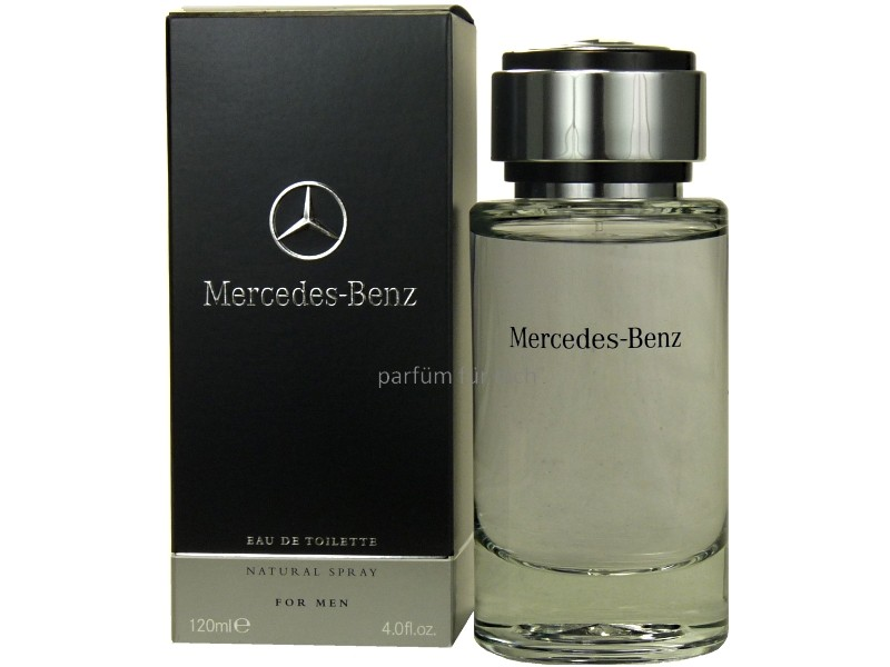 mercedes benz for men eau de toilette 120ml herrenparf m. Black Bedroom Furniture Sets. Home Design Ideas